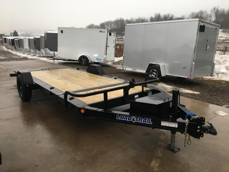 2019 Load Trail 83X15 Tilt Deck Equipment Trailer