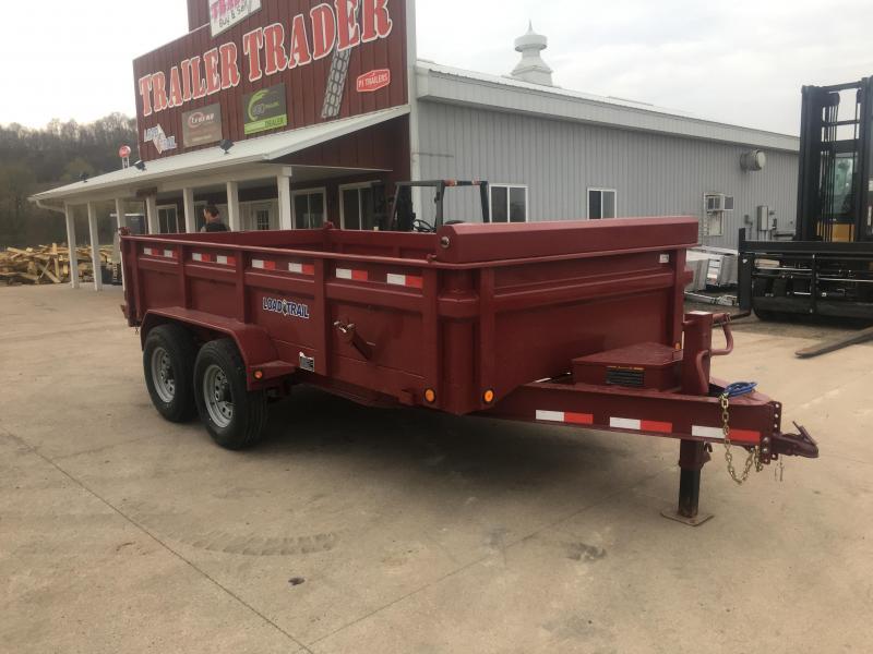 2019 Load Trail 83X14 Dump Trailer in Ashburn, VA