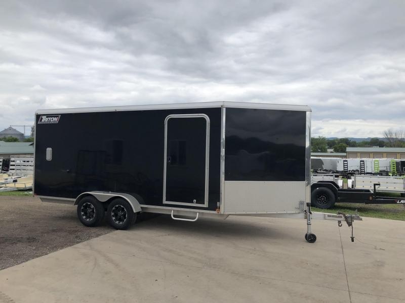 2017 Triton 7 X 21 Snowmobile Trailer in Ashburn, VA