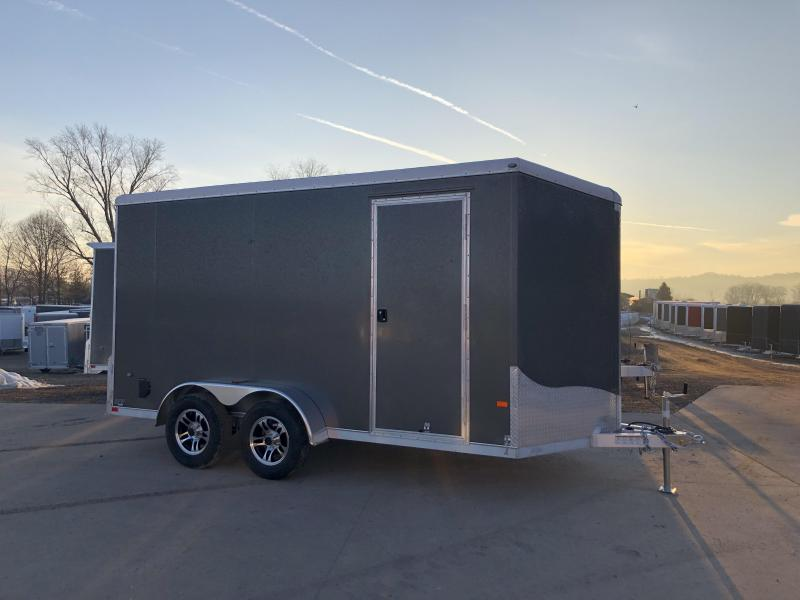 2019 NEO Trailers 7X14 Aluminum Enclosed Cargo Trailer
