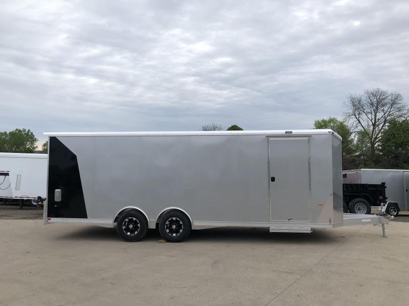 2019 NEO Trailers 8.5X24 Aluminum Enclosed Cargo Trailer