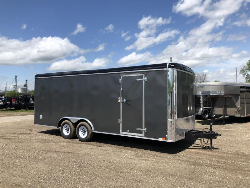 2020 United Trailers 8.5X20 Enclosed Cargo Trailer