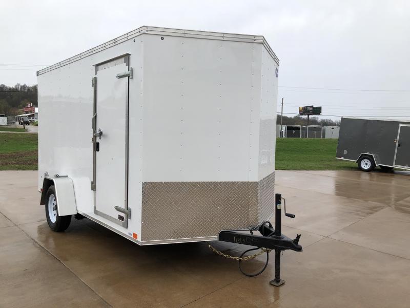 2020 United Trailers 7X14 Enclosed Cargo Trailer