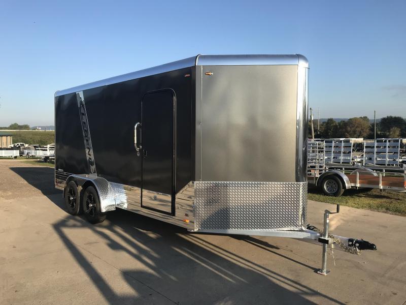 2019 Legend Manufacturing 7X16 Aluminum Enclosed Cargo Trailer in Ashburn, VA