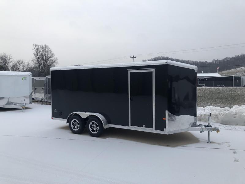 2019 NEO Trailers 7X16 Aluminum Enclosed Cargo Trailer in Ashburn, VA