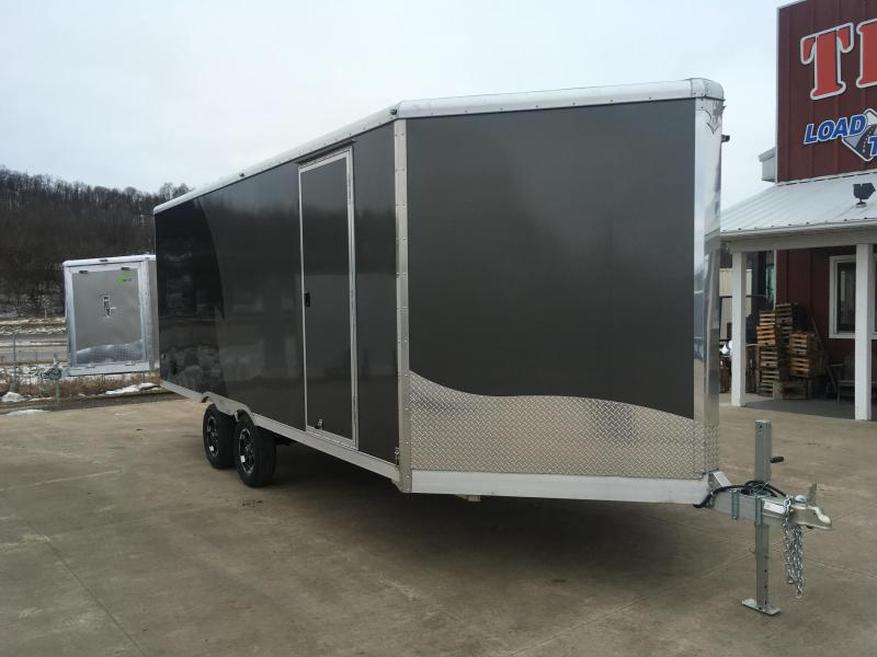 2019 NEO Trailers 8.5X24 Deckover Snowmobile Trailer in Ashburn, VA