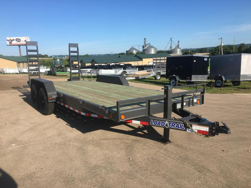 2019 Load Trail 83X20 Car Hauler