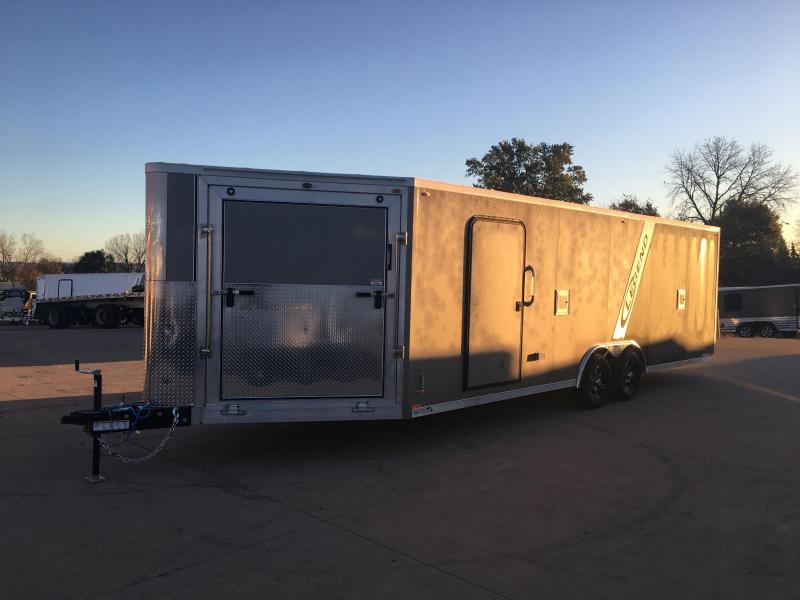2019 Legend Manufacturing 8.5X30 Aluminum Enclosed Cargo Trailer