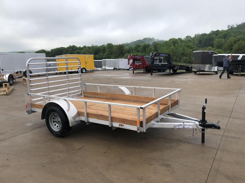 2018 Legend Manufacturing 6X10 Aluminum Utility Trailer