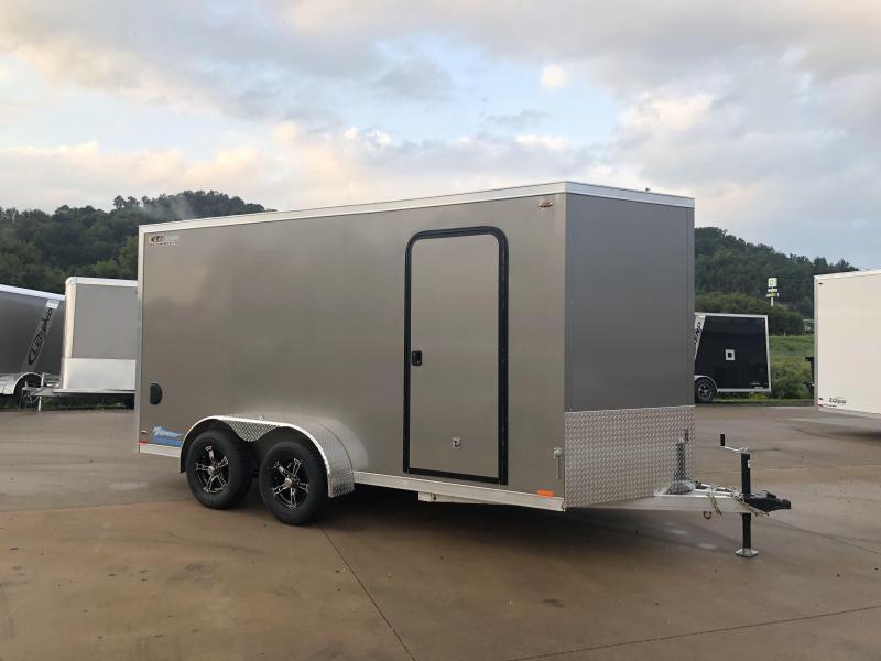 2019 Legend Manufacturing 7X14 Aluminum Enclosed Cargo Trailer in Ashburn, VA