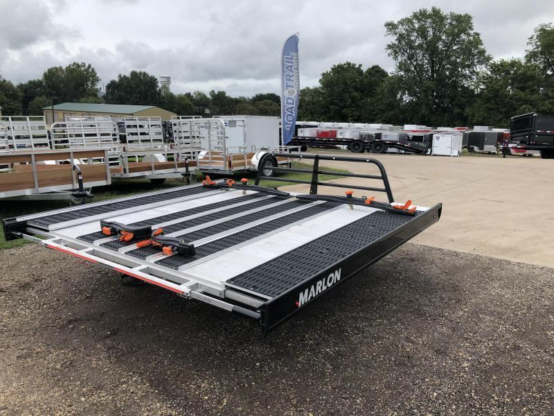 Marlon Aluminum Sled Deck Marlon Xplore Truck Decks Xplore