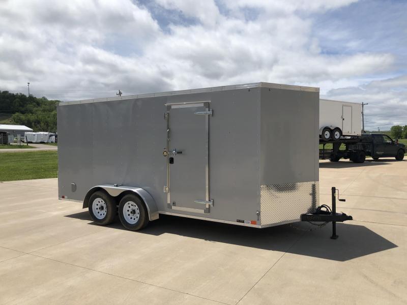 2020 United Trailers 7X16 Enclosed Cargo Trailer