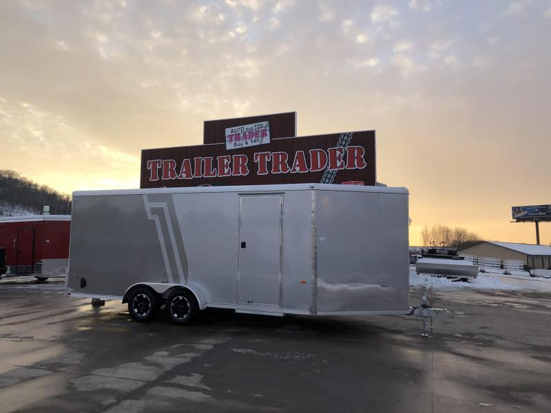 2019 NEO Trailers 7X22 Inline Snowmobile Trailer in Ashburn, VA