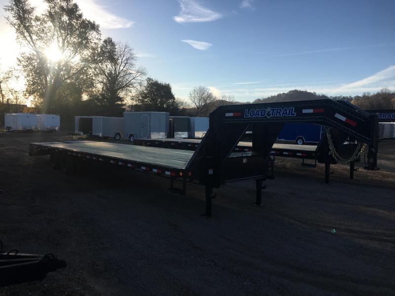 2019 Load Trail 102X36 Gooseneck Deckover Equipment Trailer