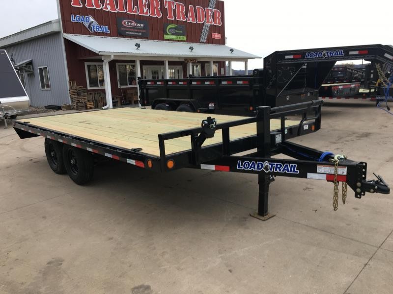 2019 Load Trail 102X16 Deckover Equipment Trailer