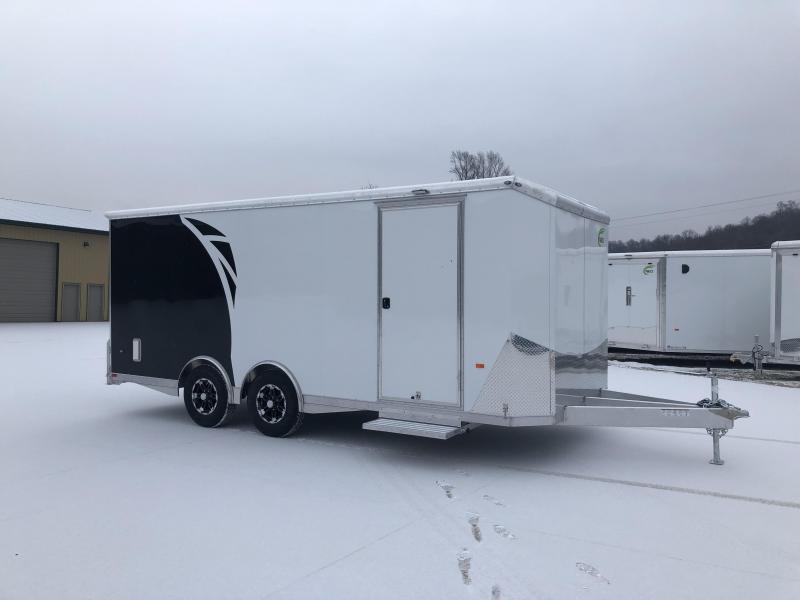 2019 NEO Trailers 8.5X20 Aluminum Enclosed Cargo Trailer in Ashburn, VA