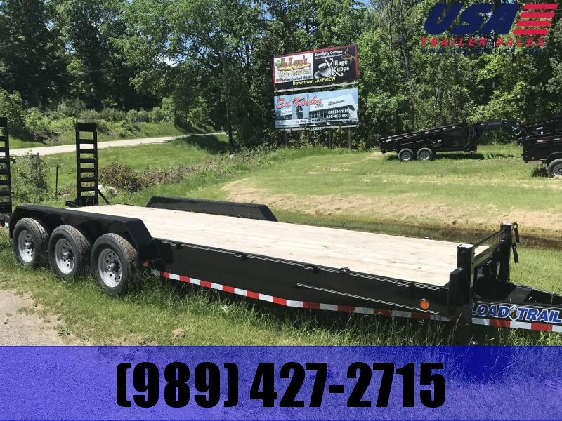 2019 Load Trail CH 24 21K Equipment Trailer