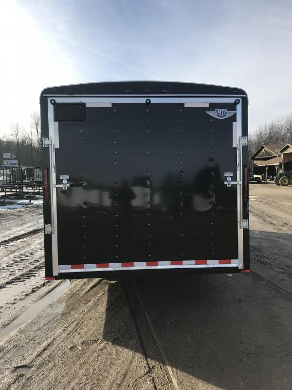 2019 MTI Trailers 8.5 x 22 Car Hauler Car / Racing Trailer