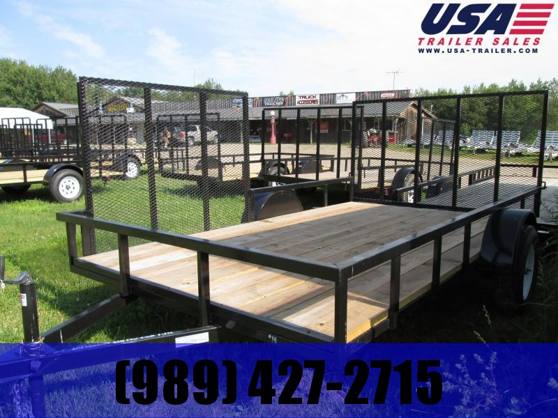 2019 Other 6 x 12 Landscape Utility Trailer