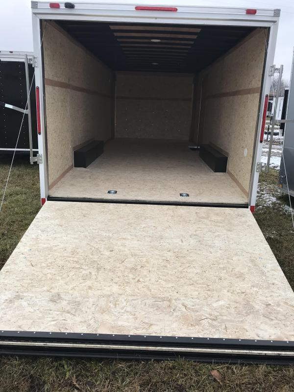 2018 Look Trailers St Auto Car / Racing Trailer