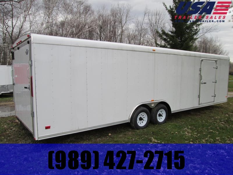 2018 MTI Trailers 8.5X28 Enclosed Cargo Trailer