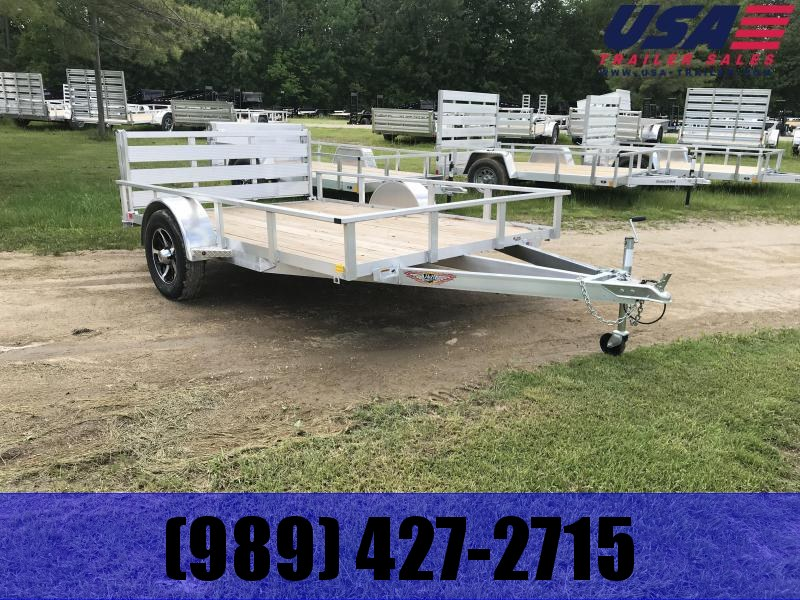 2018 Stealth Aluminum Trailer