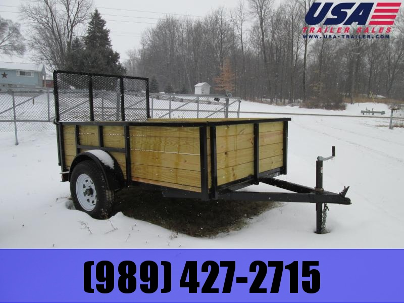 2018 Other 6x10 GoldStar High Side Utility Trailer