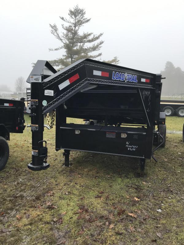 2019 Load Trail 16 Goose Dump Trailer
