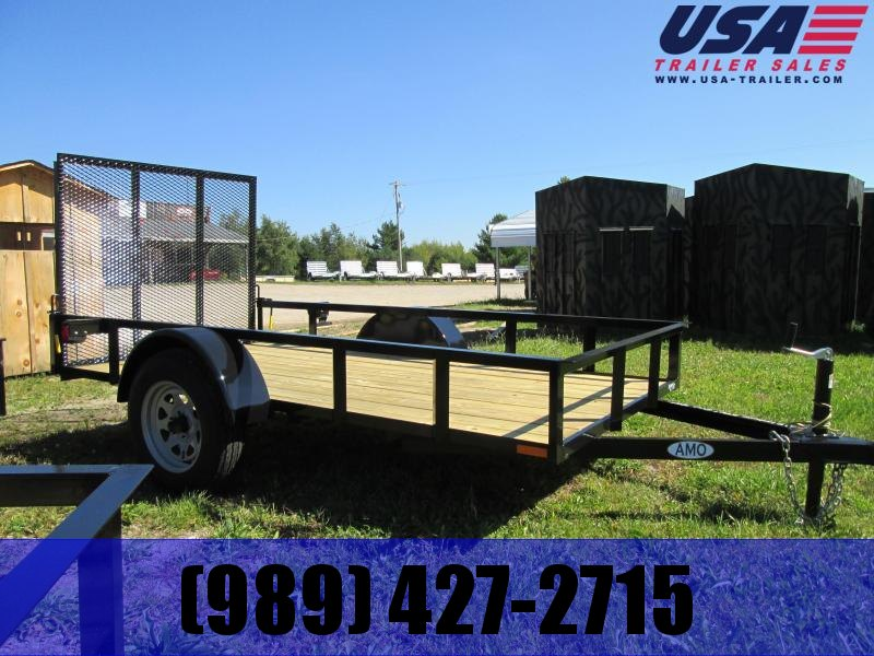 2019 AMO 6x10 Low side Utility Trailer