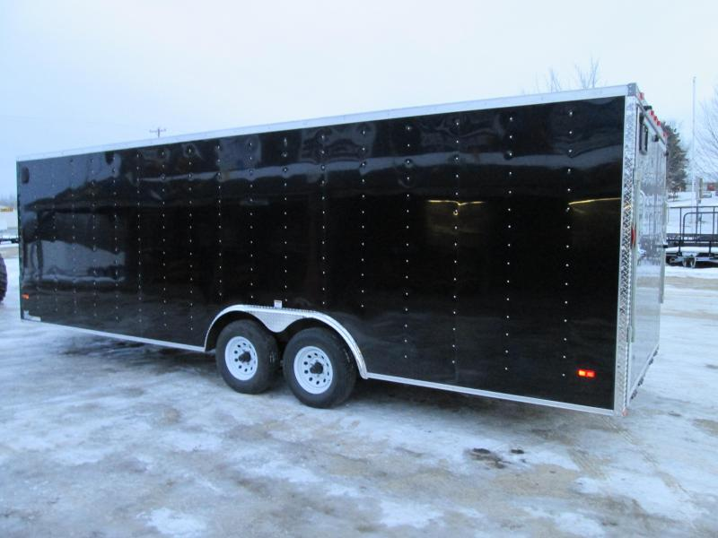 2019 MTI Trailers 8.5X20 10K Enclosed Cargo Trailer