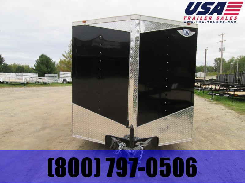 2019 MTI Trailers 8.5X20 10K Enclosed Cargo Trailer
