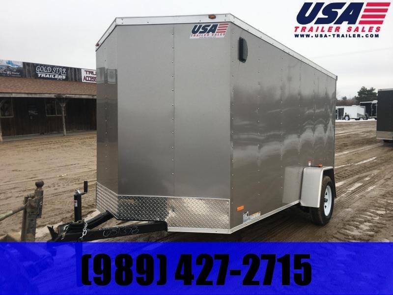 2020 MTI Trailers MWT 6X12 Enclosed Cargo Trailer