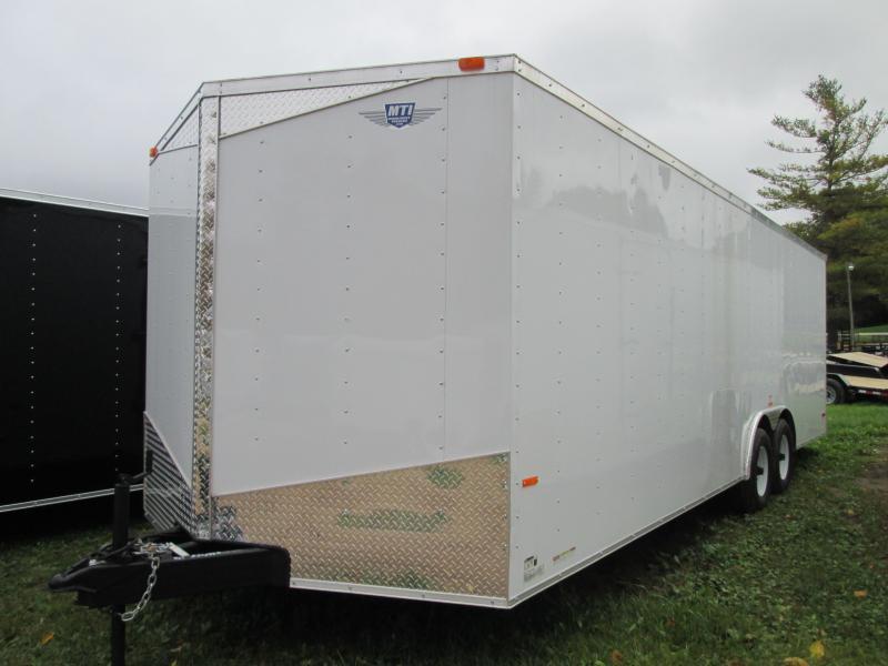 2019 MTI Trailers 8.5 x 24 10K Enclosed Cargo Trailer
