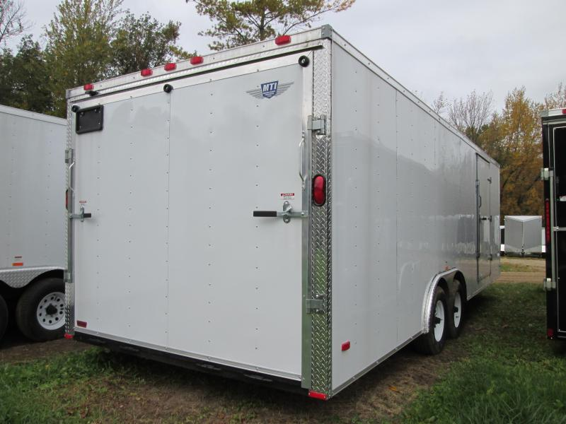 2019 MTI Trailers 8.5 X 24 7 TALL Enclosed Cargo Trailer