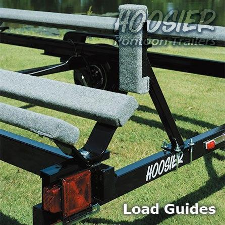 Hoosier WFB120 Pontoon Trailer