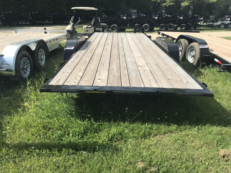 2019 H and H Trailer H8218MX Other Trailer