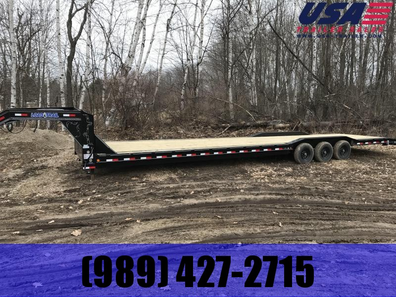 2019 Load Trail 40 Goose Neck Equipment Trailer