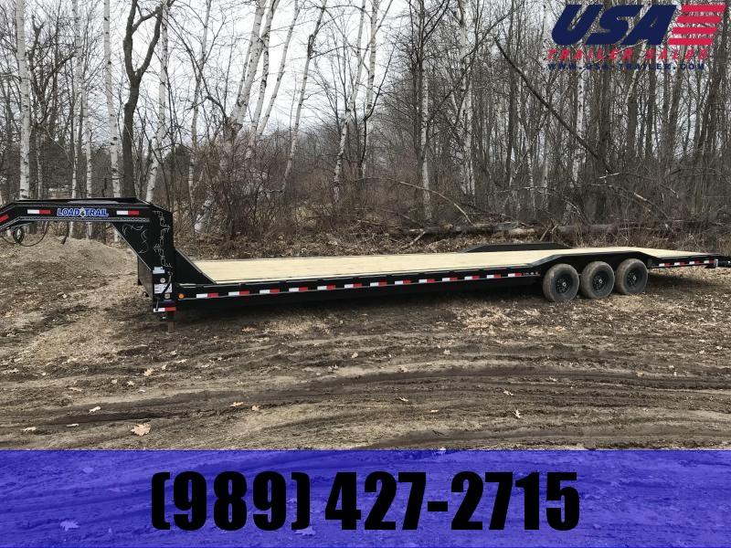 2019 Load Trail 40 Goose Neck Equipment Trailer