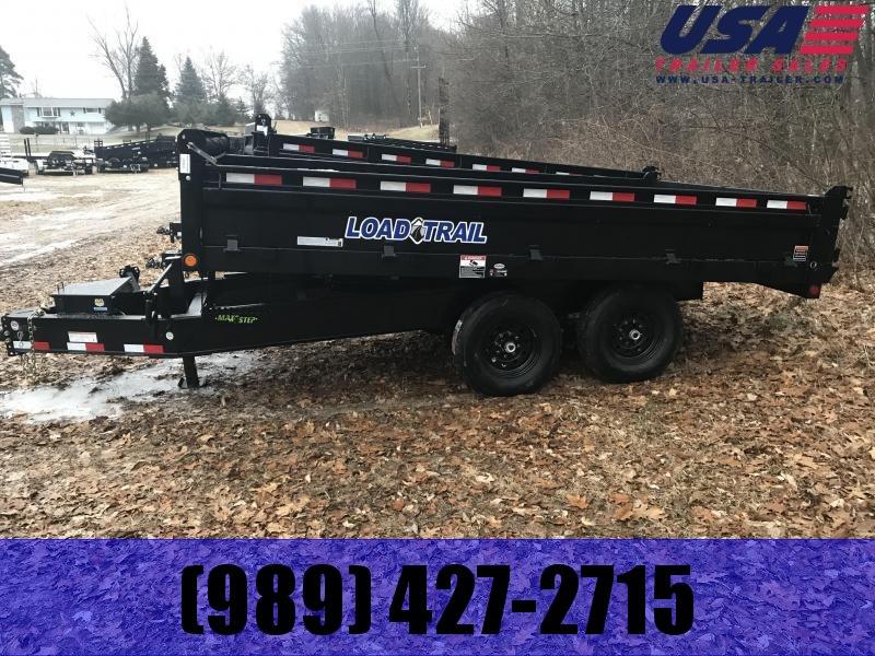 2019 Load Trail 96 x 14 14K Dump Trailer