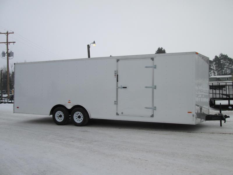 2018 MTI Trailers 8.5 X 20 Enclosed Cargo Trailer