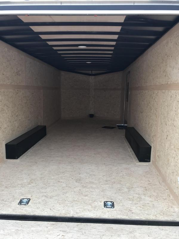 2019 Formula Trailers 8.5 x 24 10K Car / Racing Trailer