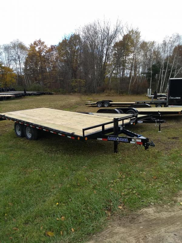 New 102X20 14k Deck Over Equipment Trailer Michigan's #1 Selling Brand