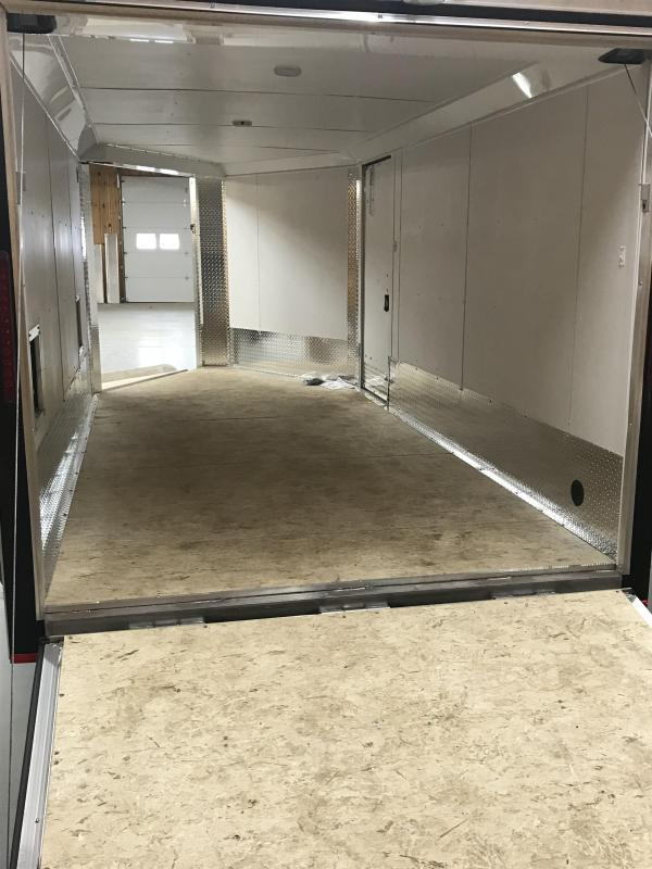 2018 LOOK  Snowmobile Trailer 3 place