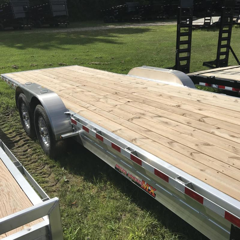 2019 H and H Trailer H8224MXA Other Trailer
