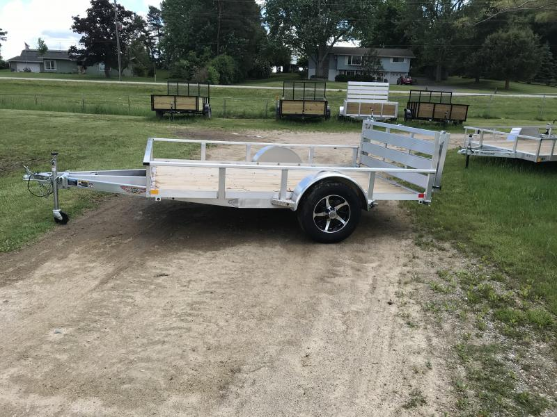 2018 H and H Trailer H8210RSA Utility Trailer