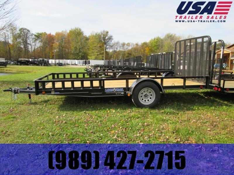 2018 Load Trail SE 14 Side Ramp Utility Trailer