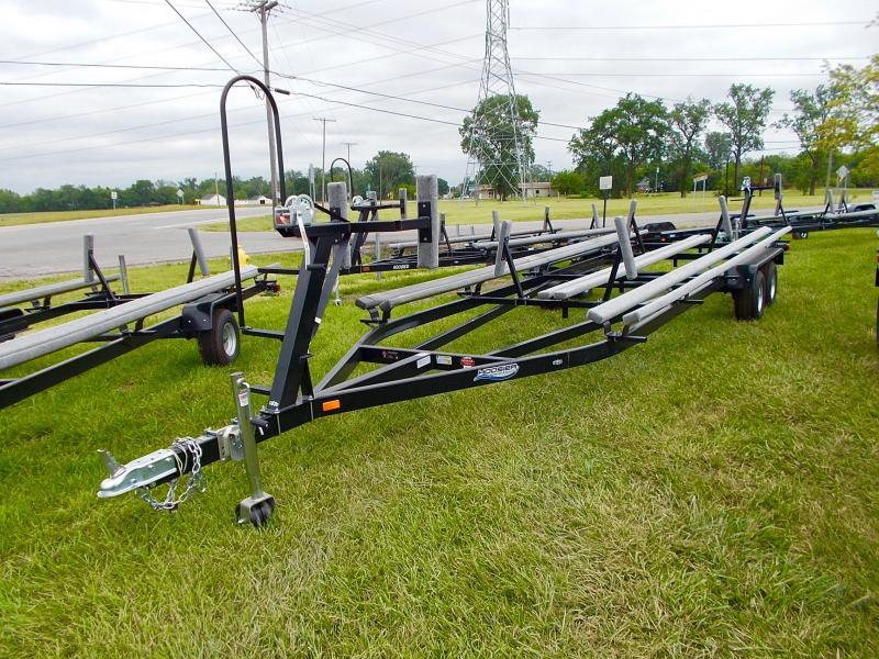 NEW Hoosier Pontoon Boat Trailer