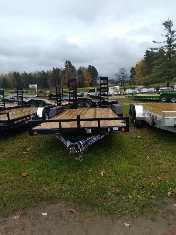 20' Load Trail 10K Equipment Trailer The Bench Mark Of Quality
