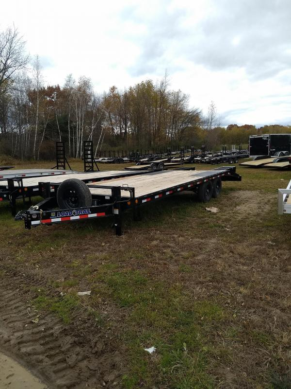 New 25' 14k Deck Over Equipment Trailer The Bench Mark Of Quality