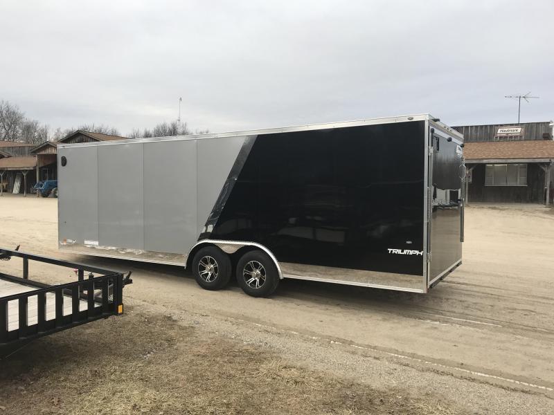 2019 Formula Trailers 8.5 x 24 10K Car / Racing Trailer